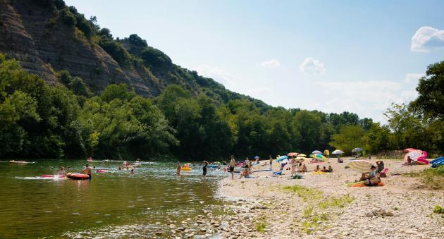 Accès direct à l'Ardèche