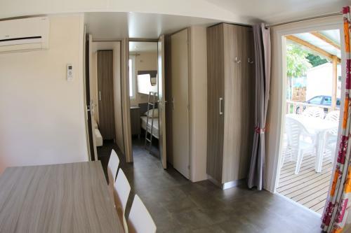 Mobil Home 2 chambres camping la Grand Terre 07