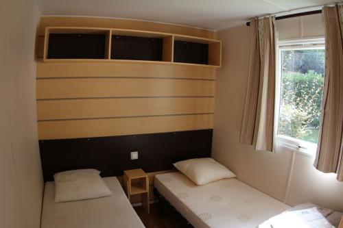 Mobil Home 3 chambres camping la Grand Terre 04
