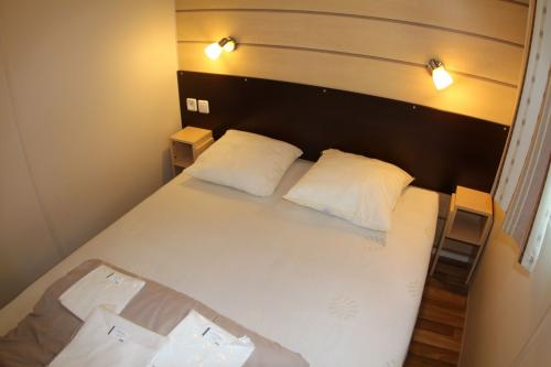 Mobil home 2 chambres en Ardèche 07