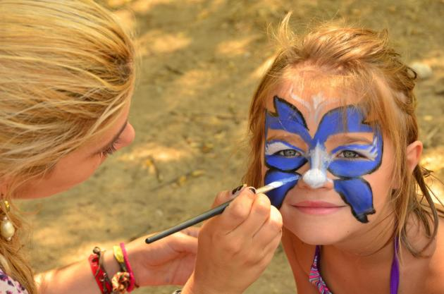 enfant maquillage mini club 1