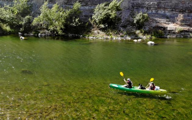 canoe riviere