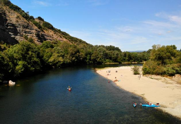 riviere camping